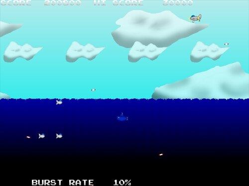 CrimsonOcean Game Screen Shot1