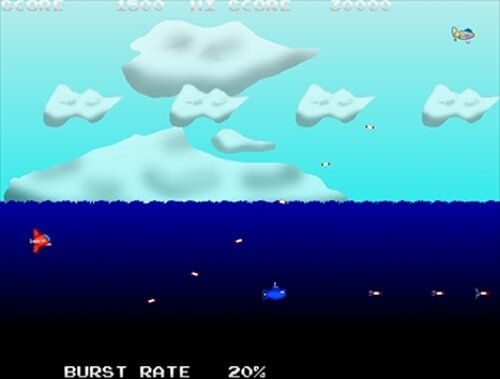 CrimsonOcean Game Screen Shot3