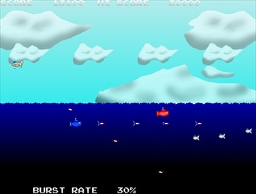 CrimsonOcean Game Screen Shot4