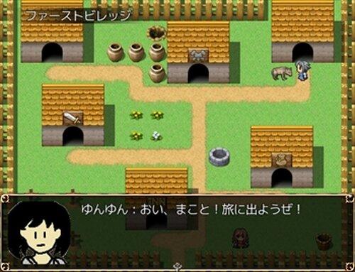 ホームレス勇者外伝1-2 Game Screen Shots