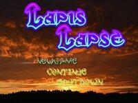 LapisLapseのゲーム画面