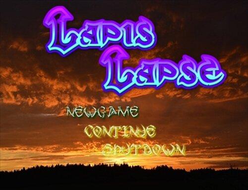 LapisLapse Game Screen Shots