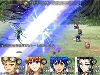 World Wanderingのゲーム画面