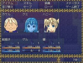もえかき! Game Screen Shot4