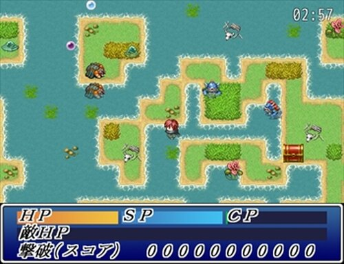 カティナバーニング(仮 Game Screen Shot4