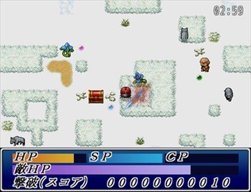 カティナバーニング(仮 Game Screen Shot5