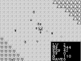 one point defense Game Screen Shot4