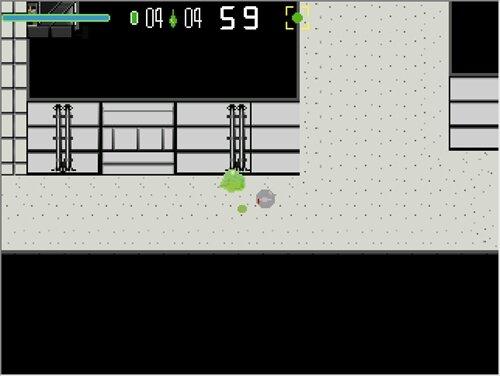 グリーンウーズ Game Screen Shot1