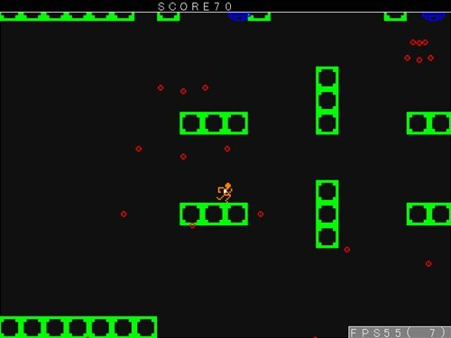 Dash! Game Screen Shot1