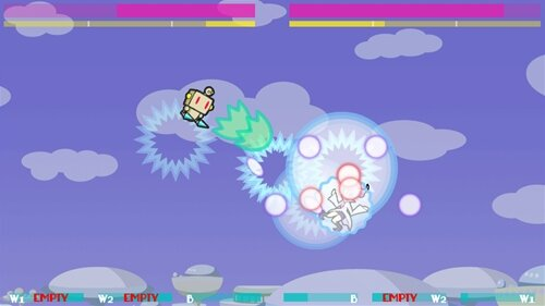 VS SKY FIGHT -concept ver.- 1.02 Game Screen Shot1