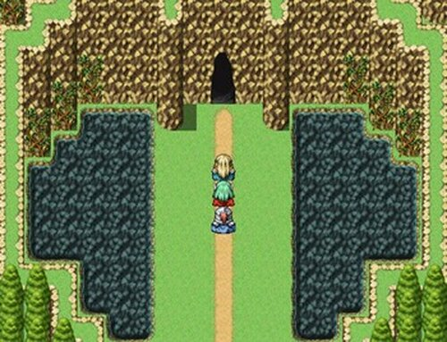 とある騎士と呪われし魔物 Game Screen Shot2