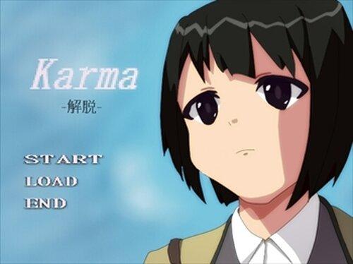 karma-解脱- Game Screen Shot2