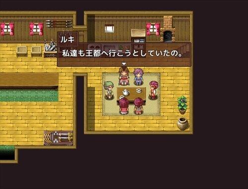 三姉妹の冒険 Game Screen Shot1