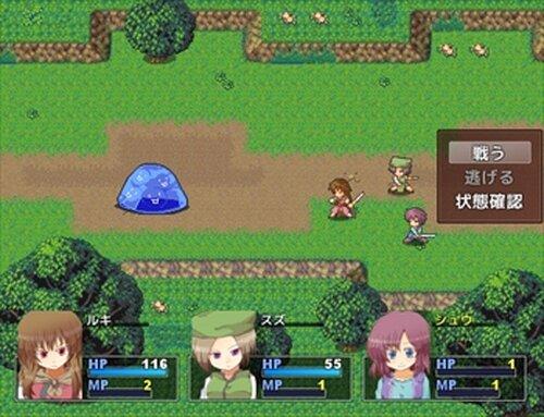 三姉妹の冒険 Game Screen Shots