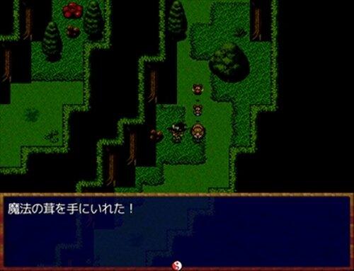 東方黒霧森 Game Screen Shot5