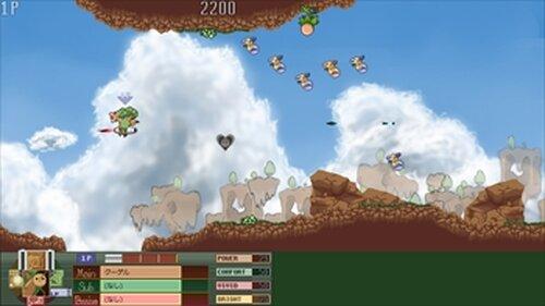HEROES of SENSE Game Screen Shot3