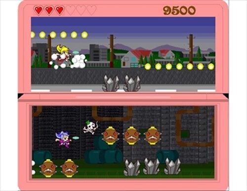 ふたりじゃムリピュア Game Screen Shots