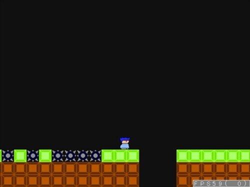 かなり激しい旅 Game Screen Shot4