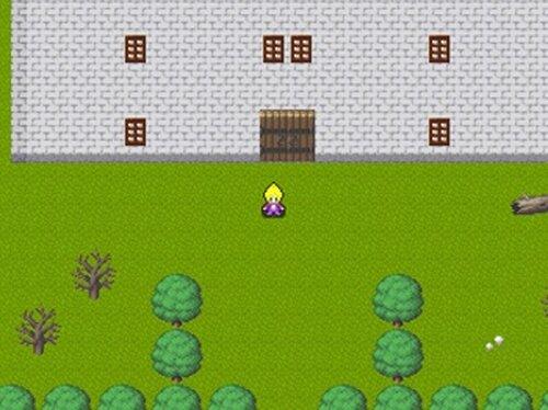 忘れられた館 ユリアの遭遇記 Game Screen Shot4