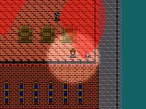 怪盗くぅ Game Screen Shot3