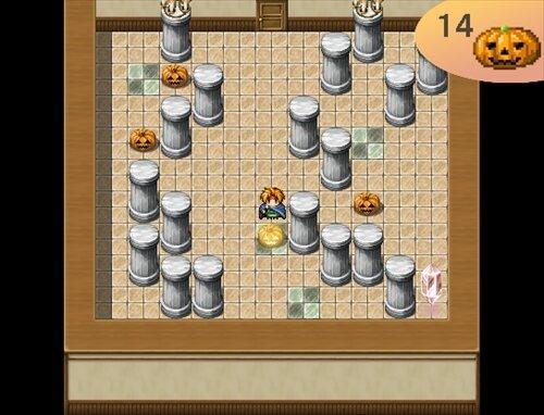 ジャックランタンはホモの夢を見るか? Game Screen Shot1