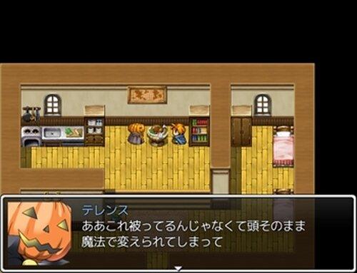 ジャックランタンはホモの夢を見るか? Game Screen Shot2