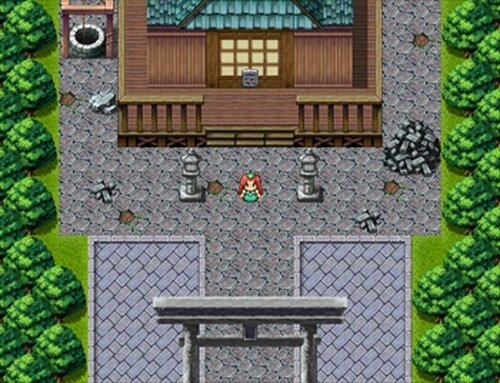 美鈴の冒険 Game Screen Shots