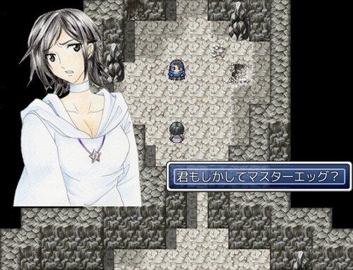 マスターエッグ~卵と愉快な仲間たち~ Game Screen Shot1