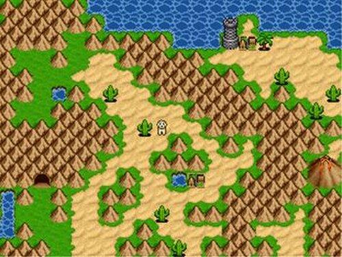 名も無き勇者への挽歌 Game Screen Shot5