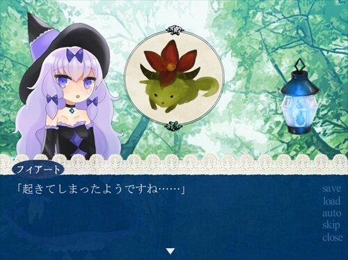 アリエッテと魔法釜 Game Screen Shot1