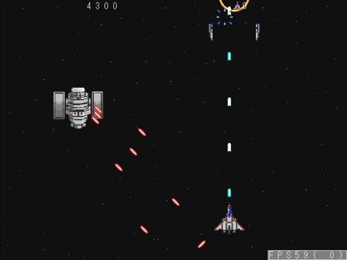 ベータブレイド Game Screen Shot1