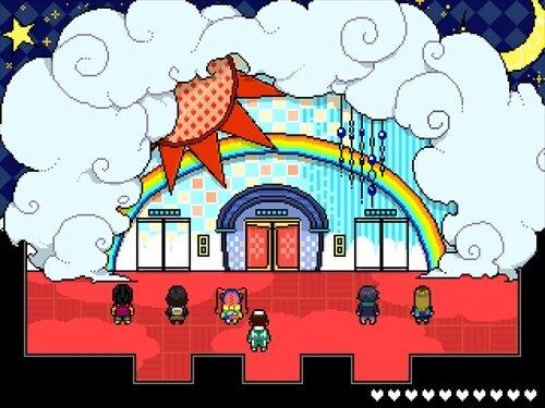 つばさのおうこく Game Screen Shot1