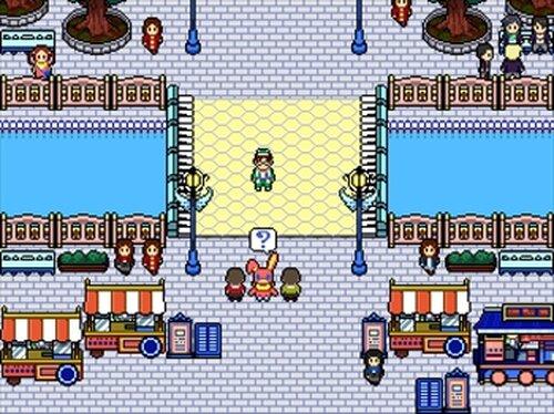 つばさのおうこく Game Screen Shot2