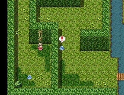 可憐天使プリドール Game Screen Shot3
