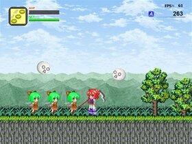小町でアクション Game Screen Shot4