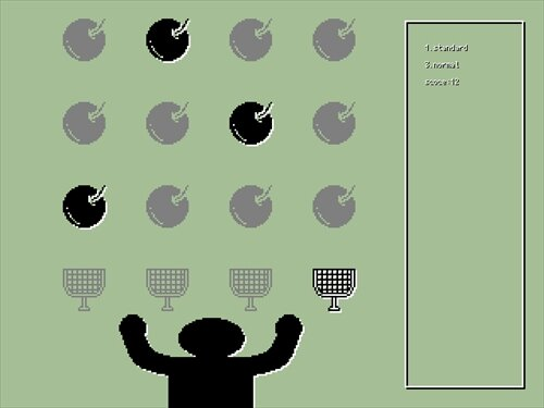 ばくひろ(試作品) Game Screen Shot