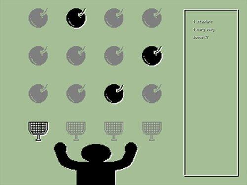 ばくひろ(試作品) Game Screen Shot3