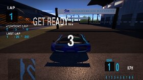 Beyond the racing Game Screen Shot4