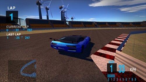 Beyond the racing Game Screen Shot5