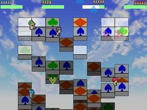 パネルでソラシド♪ Game Screen Shot