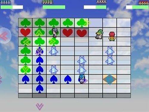 パネルでソラシド♪ Game Screen Shot3