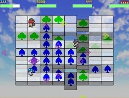 パネルでソラシド♪ Game Screen Shot4