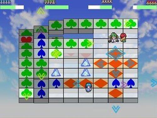 パネルでソラシド♪ Game Screen Shots