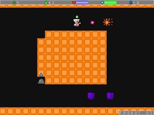 ミクトルのシューティングゲーム Game Screen Shot3