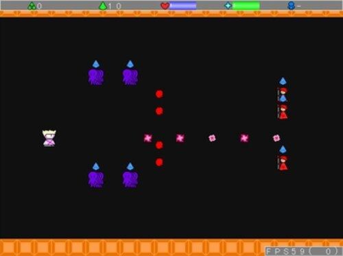 ミクトルのシューティングゲーム Game Screen Shot4