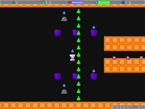 ミクトルのシューティングゲーム Game Screen Shots