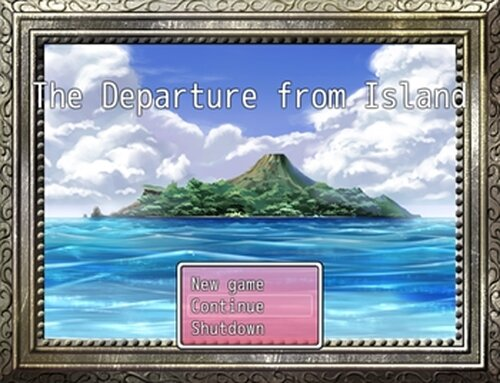 Departure From Island <DFI> Game Screen Shots