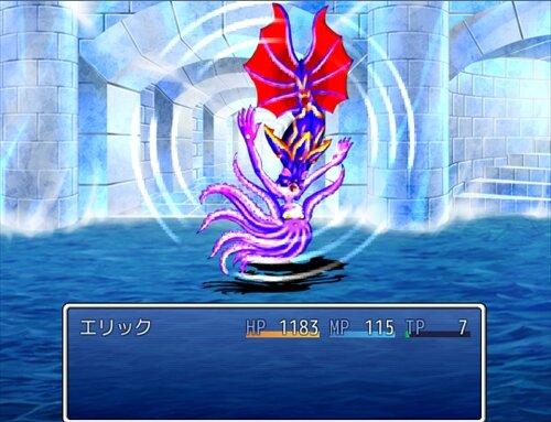 イビルクラーケンの使い方サンプルゲーム Game Screen Shot1