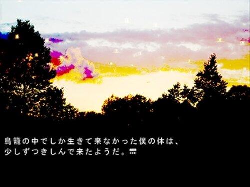 鳥籠の街 Game Screen Shot2