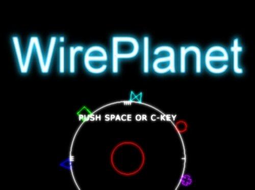 WirePlanet Game Screen Shot2